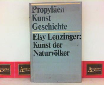 Leuzinger, Elsy: Die Kunst der Naturvölker. (= Propyläen Kunstgeschichte, Supplementband 22). 2. Aufl.