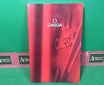 Gesamtkatalog Omega - 2003 - Die Welt von Omega. Ausgabe 2003