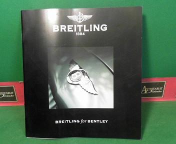 Breitling for Bentley - Prospekt und Preisliste 2003.