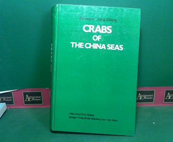 Crabs of the China Seas. 1.Auflage,