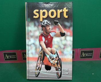 Spindler, Barbara, Martin Domes Judith Göbel u. a.: Österreichisches Sportjahrbuch 2008/2009. 1.Auflage,
