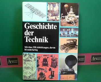 Geschichte der Technik 2., durchges. Aufl.