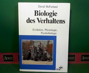 McFarland, David, Adelheid Stahnke und Katrin Volger: Biologie des Verhaltens - Evolution, Physiologie, Psychobiologie. 1.Auflage,