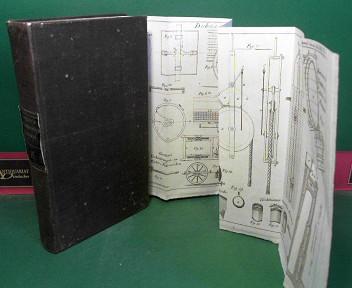 Polytechnisches Journal - 18.Band, Jahrgang 1825, Hefte 1-4 komplett. (= 6.Jahrgang, 9.-12. Heft). 1.Auflage,