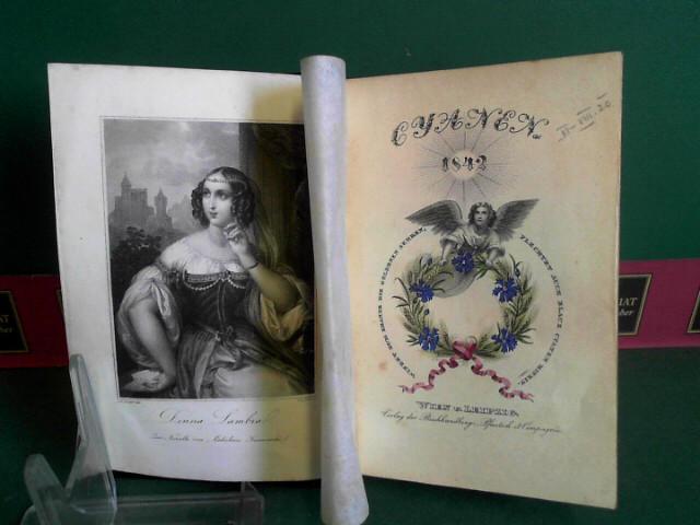 Cyanen - Taschenbuch für 1842 -Vierter Jahrgang. 1.Auflage,