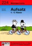 Bildergeschichte. Aufsatz 4.-5. Klasse  15. Auflage - Widmann, Gerhard