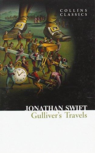 Gulliver's Travels. Gullivers Reisen, englische Ausgabe - Jonathan, Swift