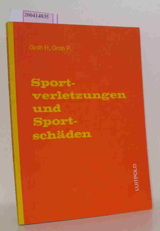 Sportverletzungen und Sportschäden