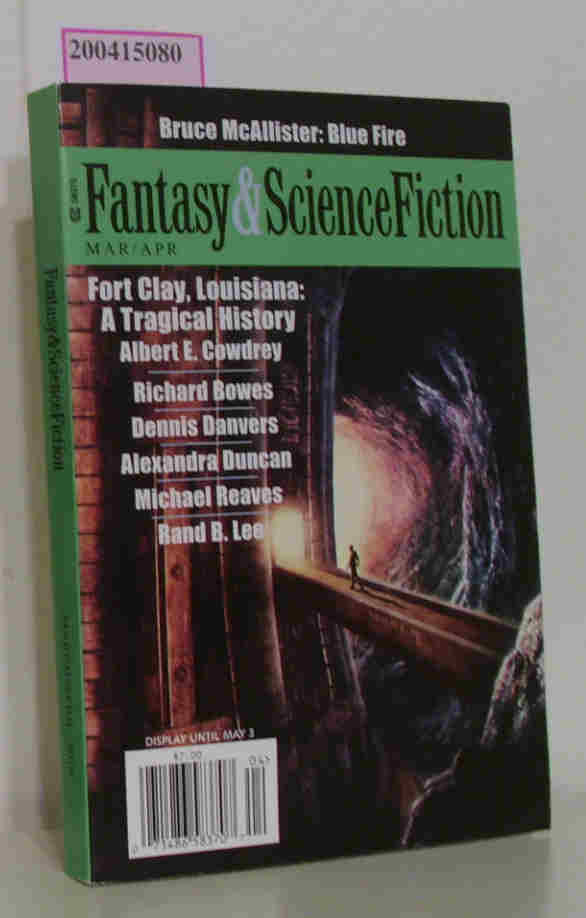 Fantasy & Science Fiction March/ April 2010