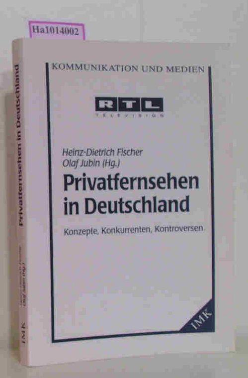 Privatfernsehen in Deutschland.