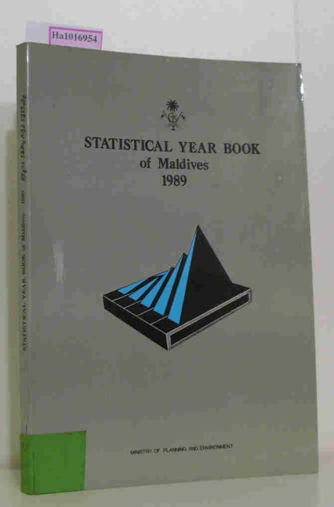 Statistical Year Book of Maldives 1989.
