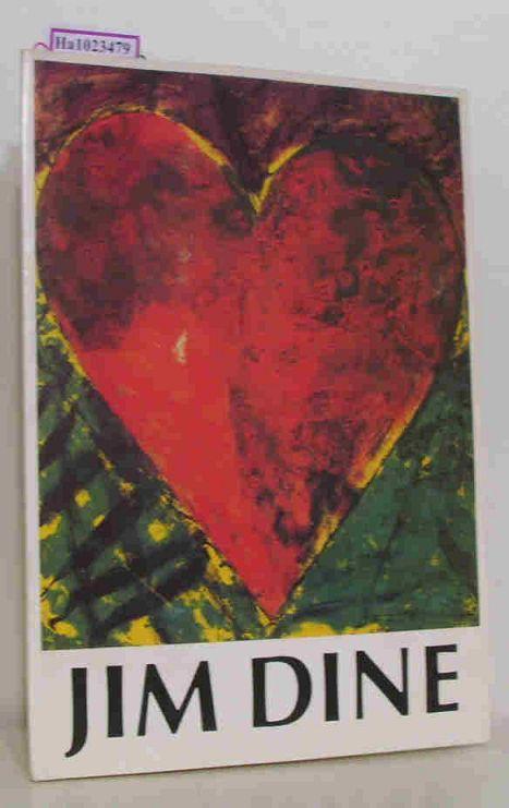 Jim Dine. European Prints. Exhibition 29 June - 24 July 1982, Waddington Graphics, London.