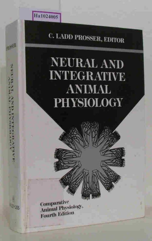 Neural and Integrative Animal Physiology. Comparative Animal Physiology. 4