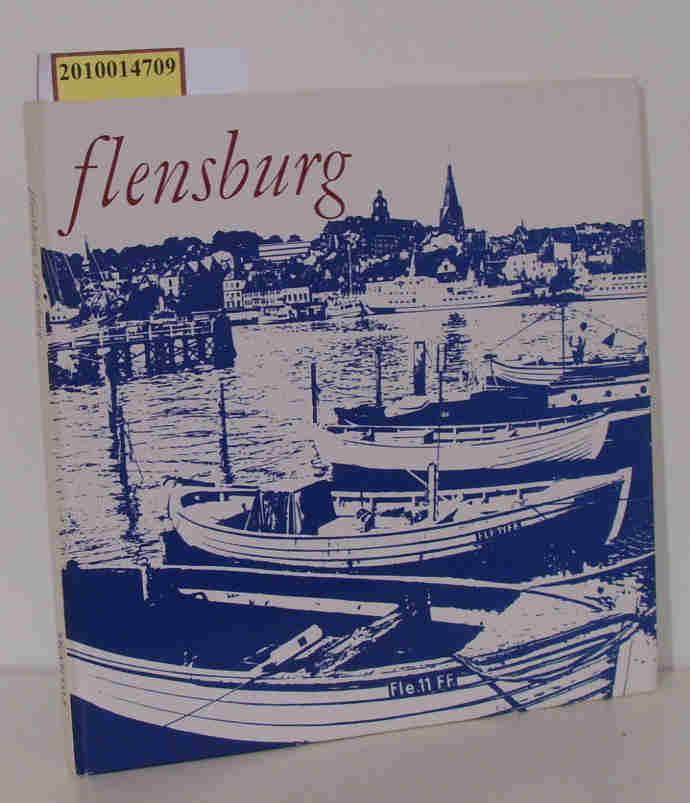 Flensburg = Flensborg W. Pogge van Ranken. [Dän. Text: N. A. Sørensen]