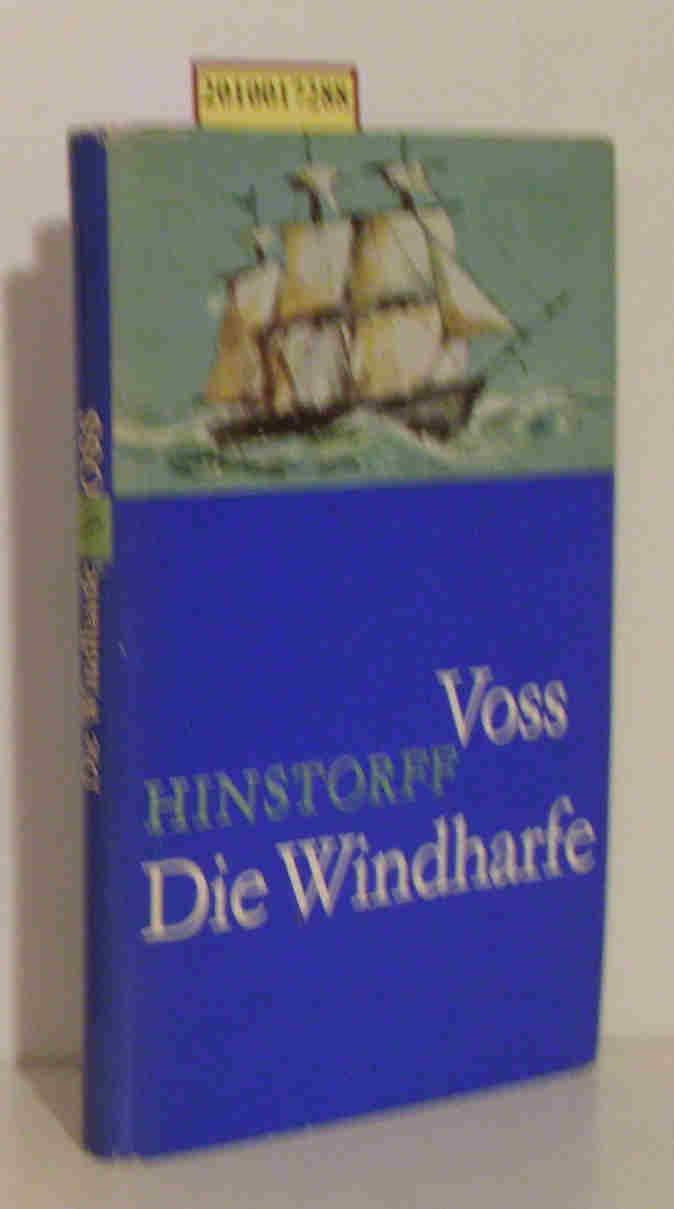 Die  Windharfe Tage Voss. [Übers. v. Gisela Perlet   Erika Kosmalla]