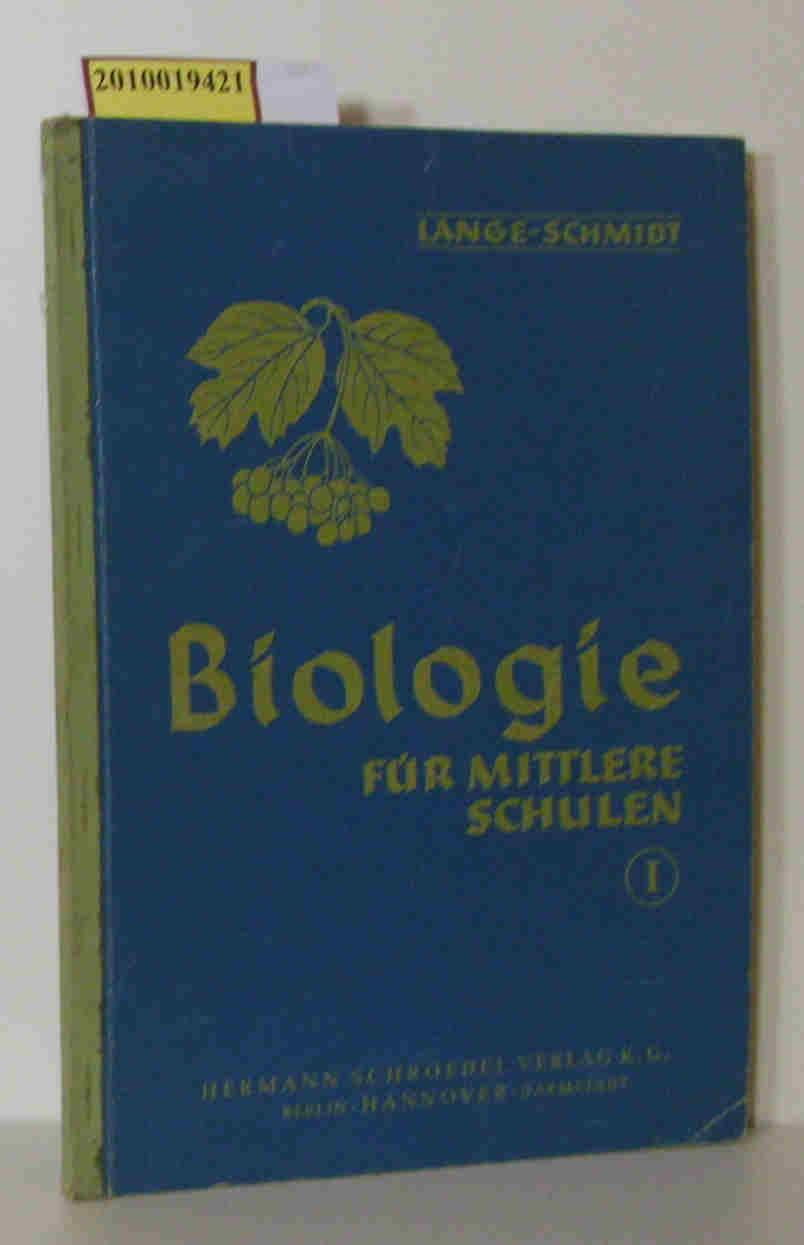 Biologie für Mittlere Schulen Teil I, ab 5. Schuljahr