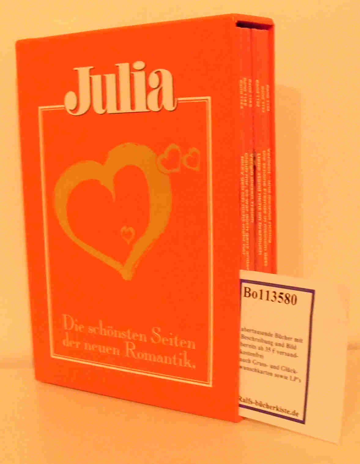 Julia Die schönsten Seiten der neuen Romantik Band 15 - 20 1/95 im Schuber