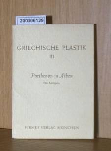 Griechische Plastik III - Parthenon in Athen / Die Metopen (10 Postkarten)
