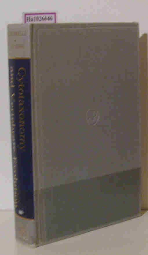 Chiarelli,  A. B. / Capanna, E. (eds.): Cytotaxonomy and Vertebrate Evolution.