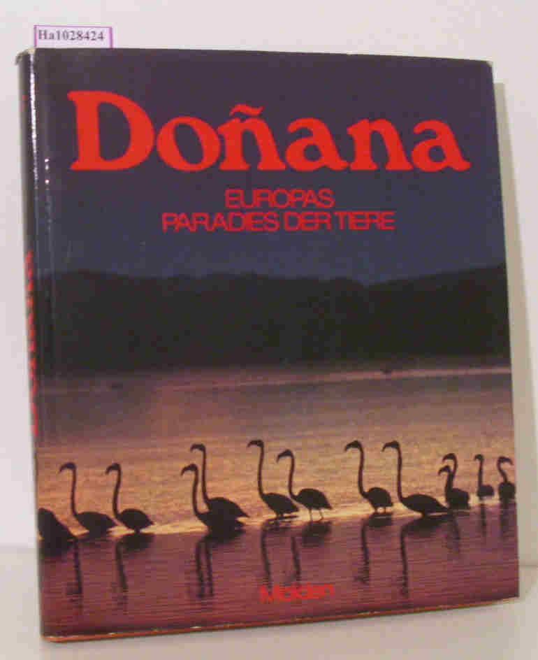 Europas Paradies der Tiere. Der spanische Nationalpark Donana.