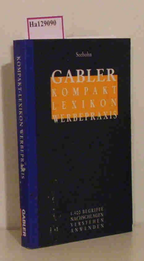 Gabler Kompaktlexikon Werbepraxis.