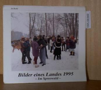 Bilder eines Landes 1995 Im Spreewald (gleiches Jahr 2023)