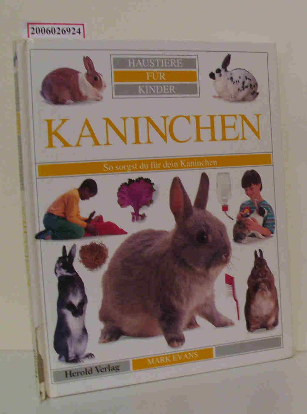 Haustiere für Kinder - Kaninchen So sorgst du für dein Kaninchen