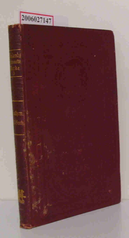 Wielands gesammelte Werke in sechs Bänden - fünfter Band mit einer Einleitung von Franz Muncher