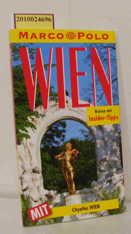 Marco Polo -  Wien, Reisen mit Insider-Tipps