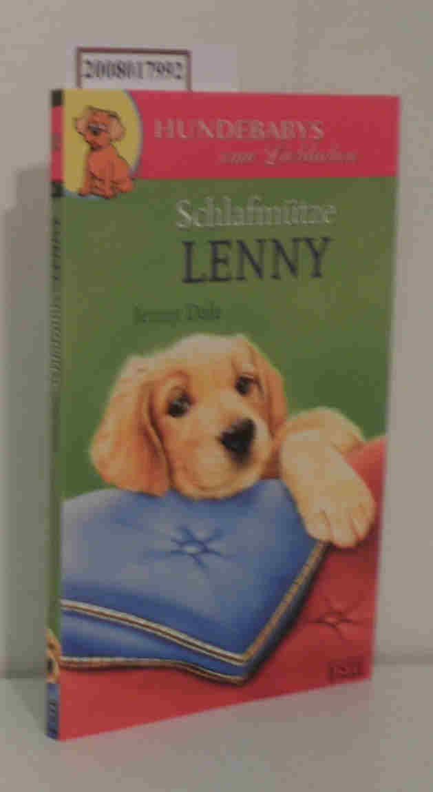 Schlafmütze Lenny Hundebabys zum Liebhaben