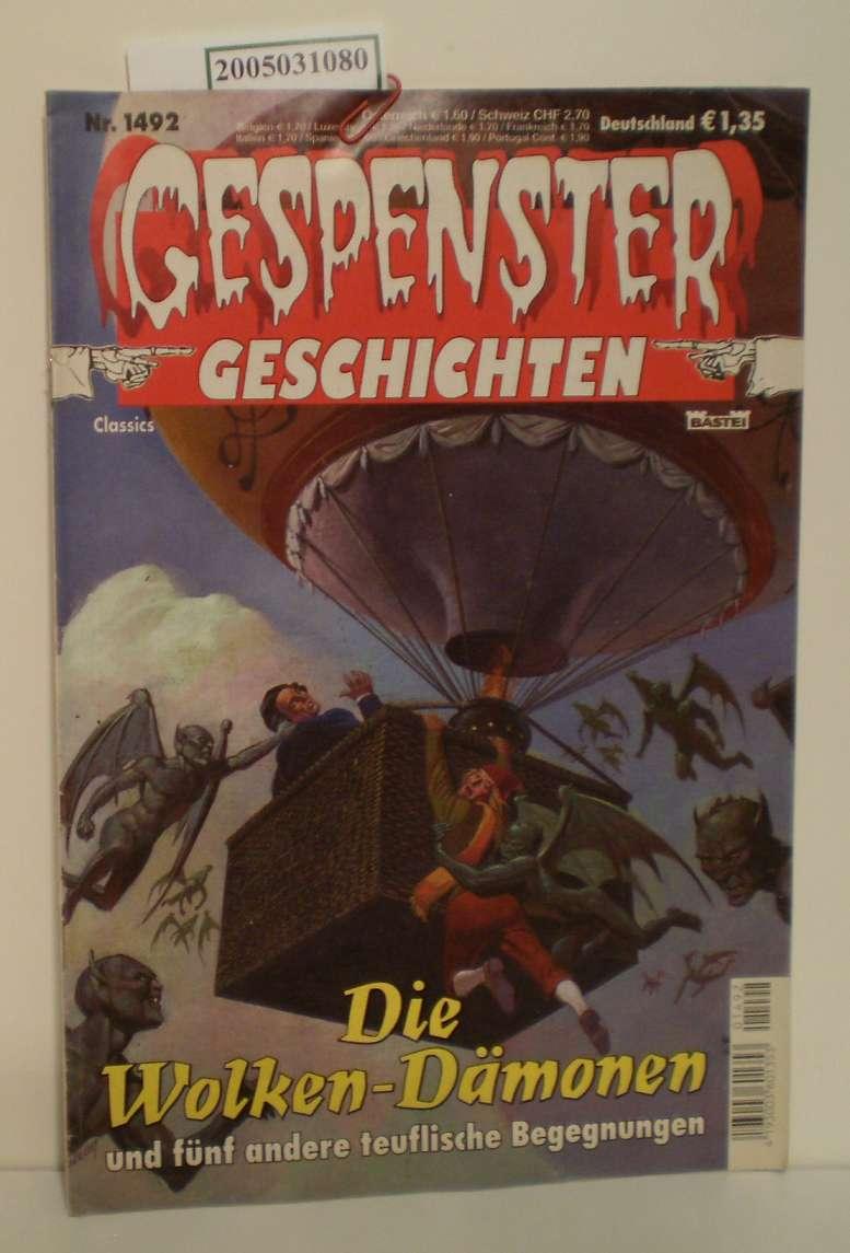 Gesdpenster Geschichten Nr. 1492 Die Wolken-Dämonen