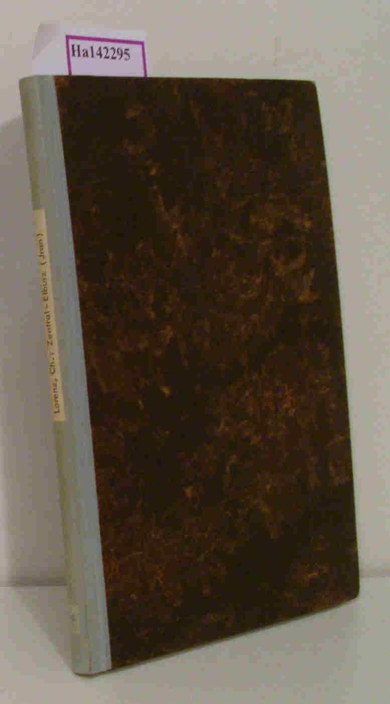 Lorenz,  Christoph: Die Geologie des oberen Karadj- Tales( Zentral- Elburz), Iran. ( = Mitteilungen aus dem Geologischen Institut der Eidg. Techn. Hochschule und der Universität Zürich, NF, 22) .