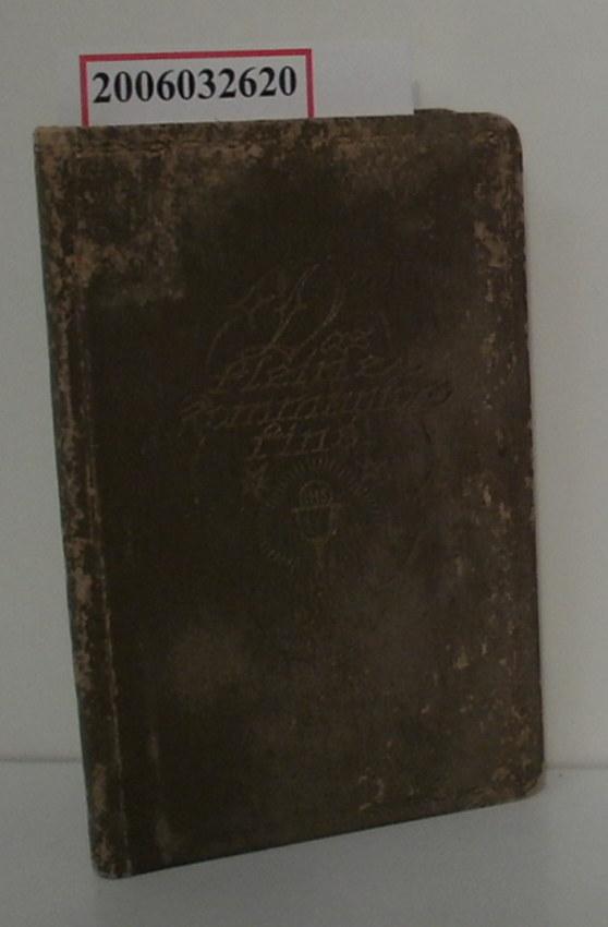 Das kleine Kommunionkind (Minibuch) ein Lehr-, Mahn- und Betbüchlein zur Vorbereitung auf die erste heilige Kommunion