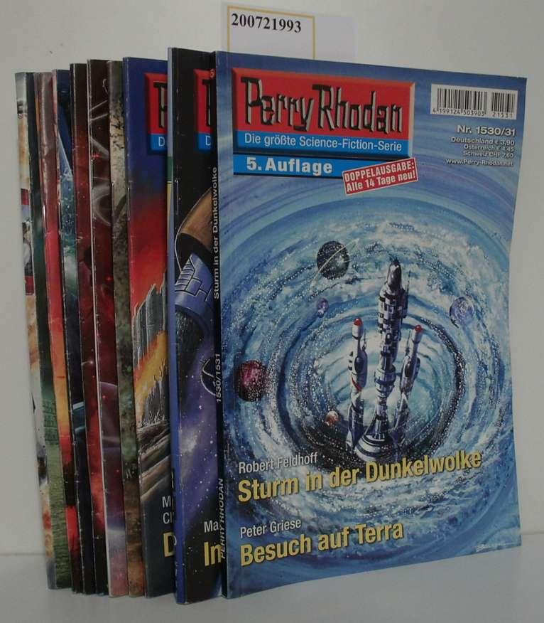 Perry Rhodan , Die größte Science-Fiction Serie Hefte 1530/31, 2630, 2631, 2632, 2721, 2740, 2741, 2742, 2745