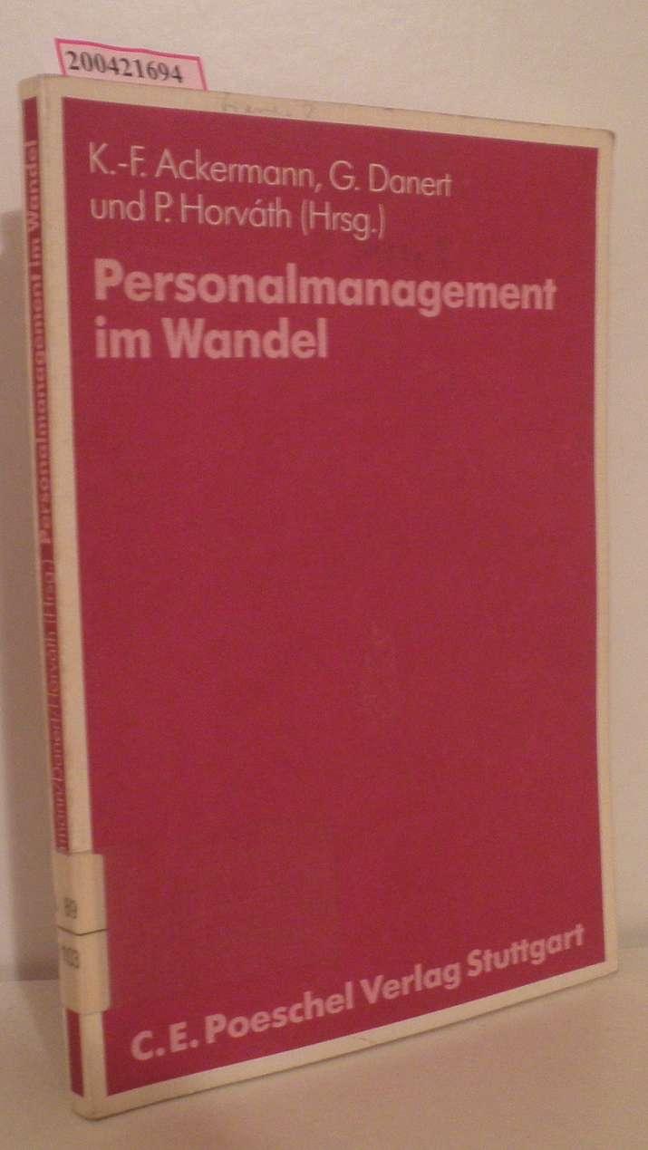 Personalmanagement im Wandel K.-F. Ackermann ... (Hrsg.)