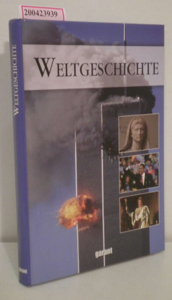 Weltgeschichte [Text: Reinhard Barth] - Barth,  Reinhard