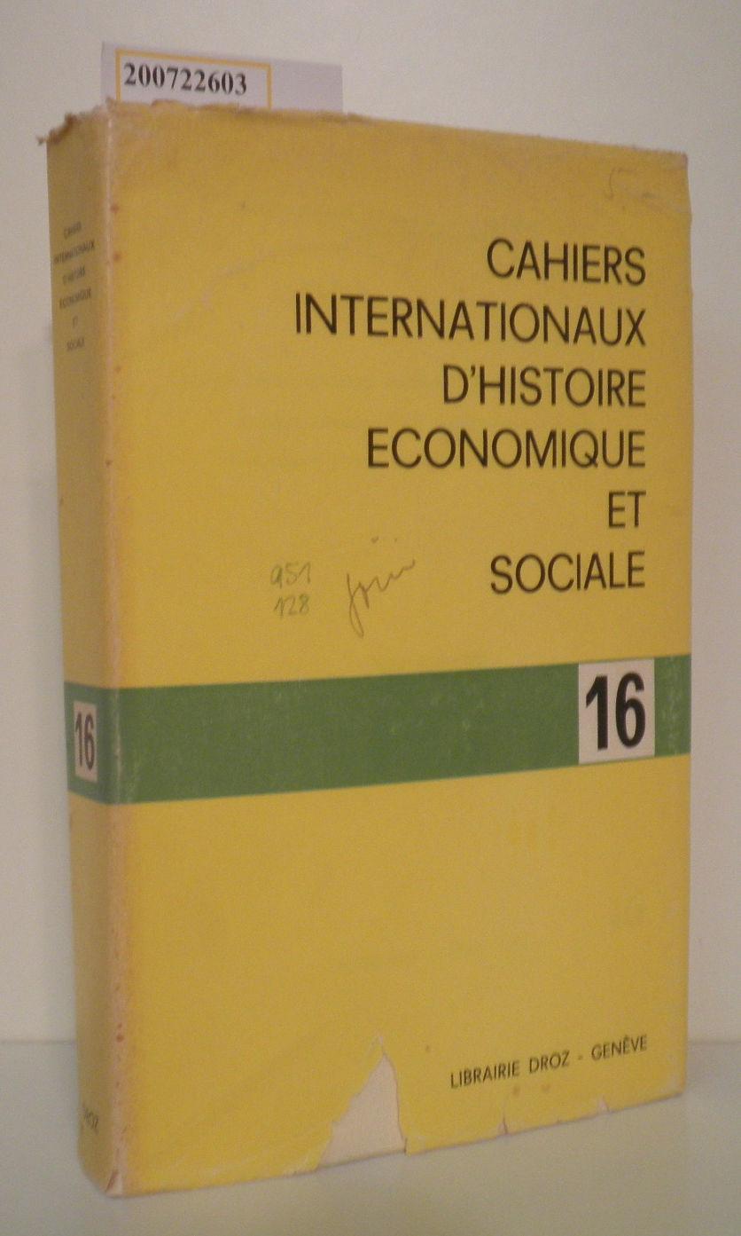 Cahiers Internationaux D