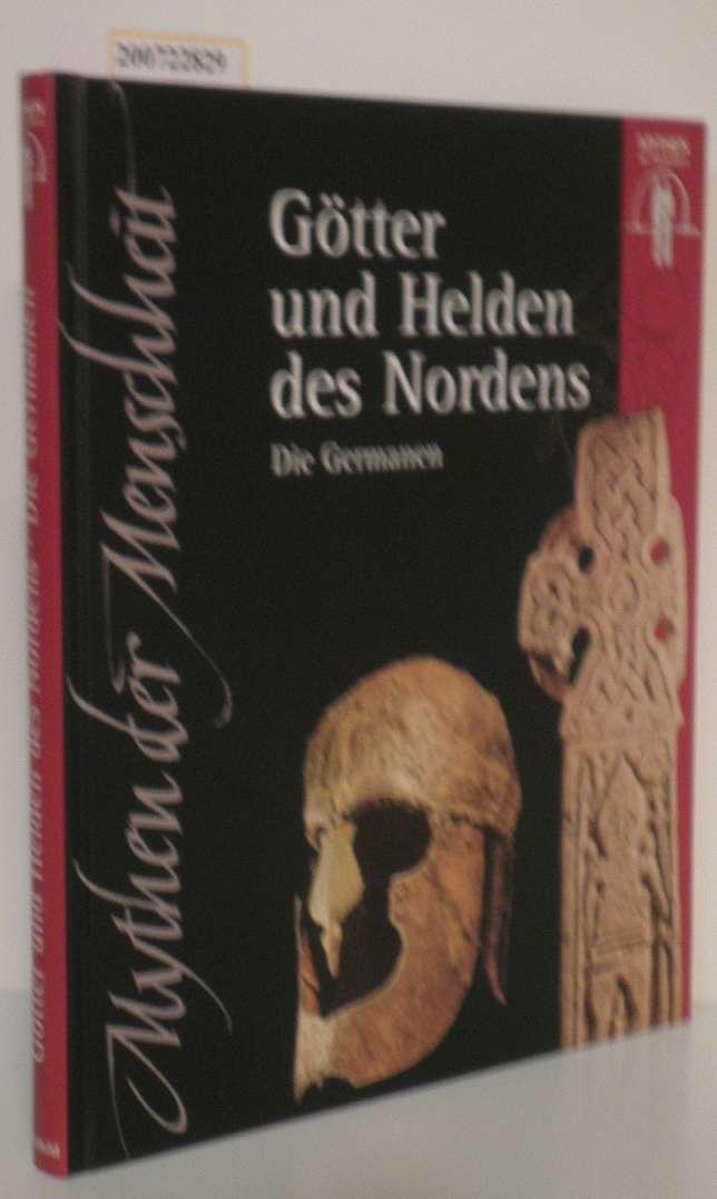 Götter und Helden des Nordens die Germanen