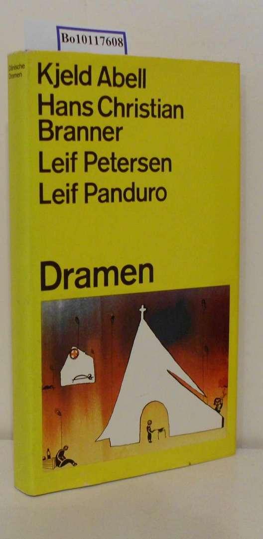 Dänische Dramen [hrsg. von Rudolf Kähler unter Mitarb. von Alfred Antkowiak u. Udo Birckholz. Mit e. Nachw. von Erika Kosmalla]