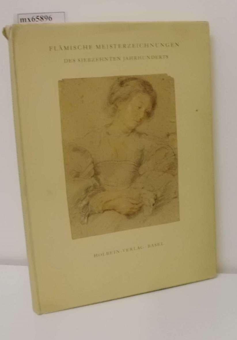 A.J.J. Delen: Flämische Meisterzeichnungen des siebzehnten Jahrhunderts