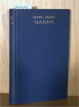 Uarda. Roman aus dem alten Ägypten