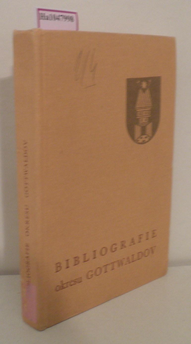 Bibliografie okresu Gottwaldov.