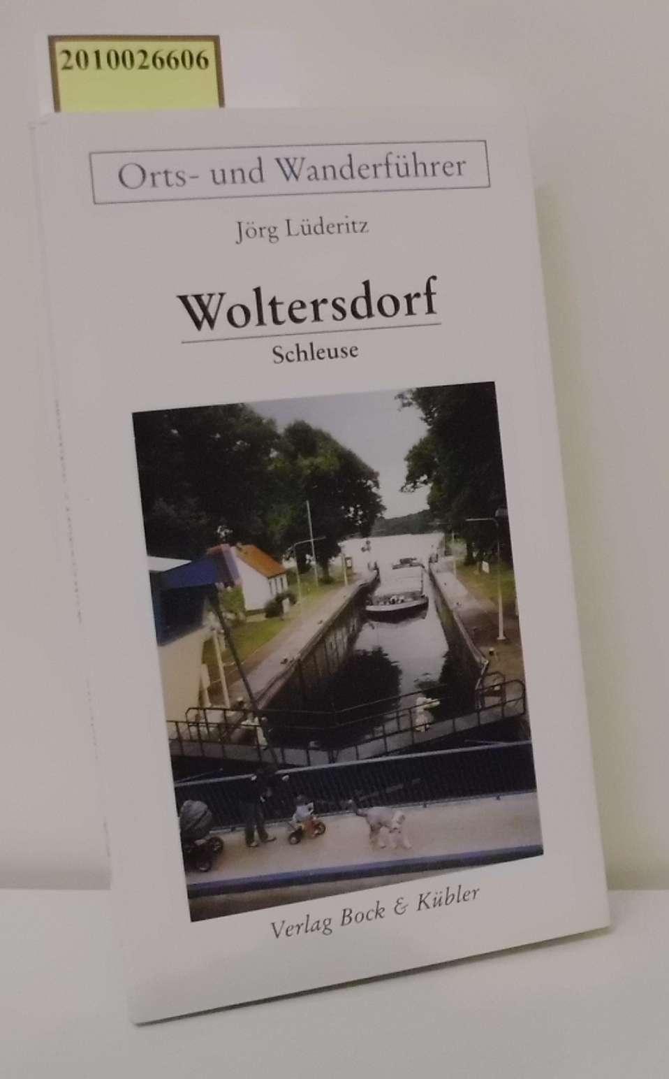 Woltersdorf, Schleuse und Umgebung mit Erkner - Schöneiche - Rüdersdorf - Grünheide (Mark)