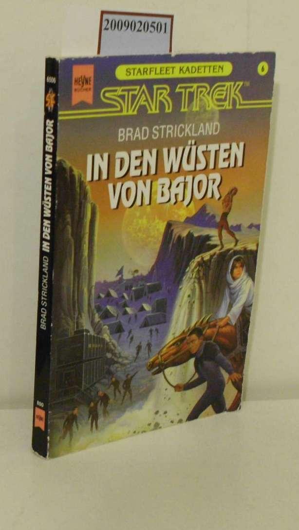 Star Trek Starfleet-Kadetten Bd. 6.,  In den Wüsten von Babor