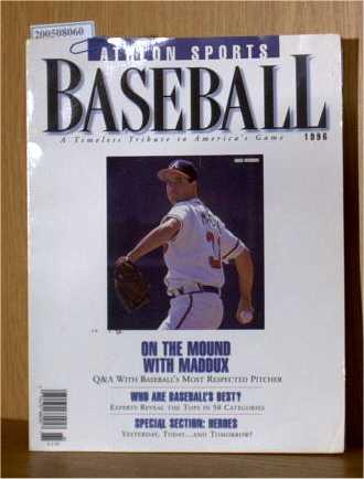 Athlon Sports Baseball 1996