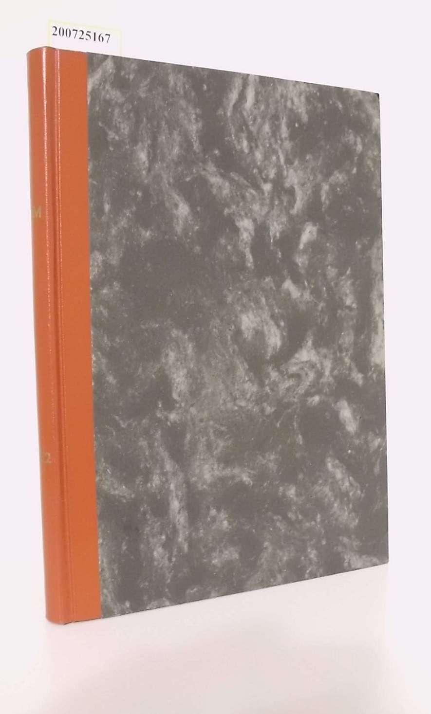 Archivmitteilungen : Zeitschrift für Theorie und Praxis des Archivwesens XXII Jahrgang 1972 6 Hefte