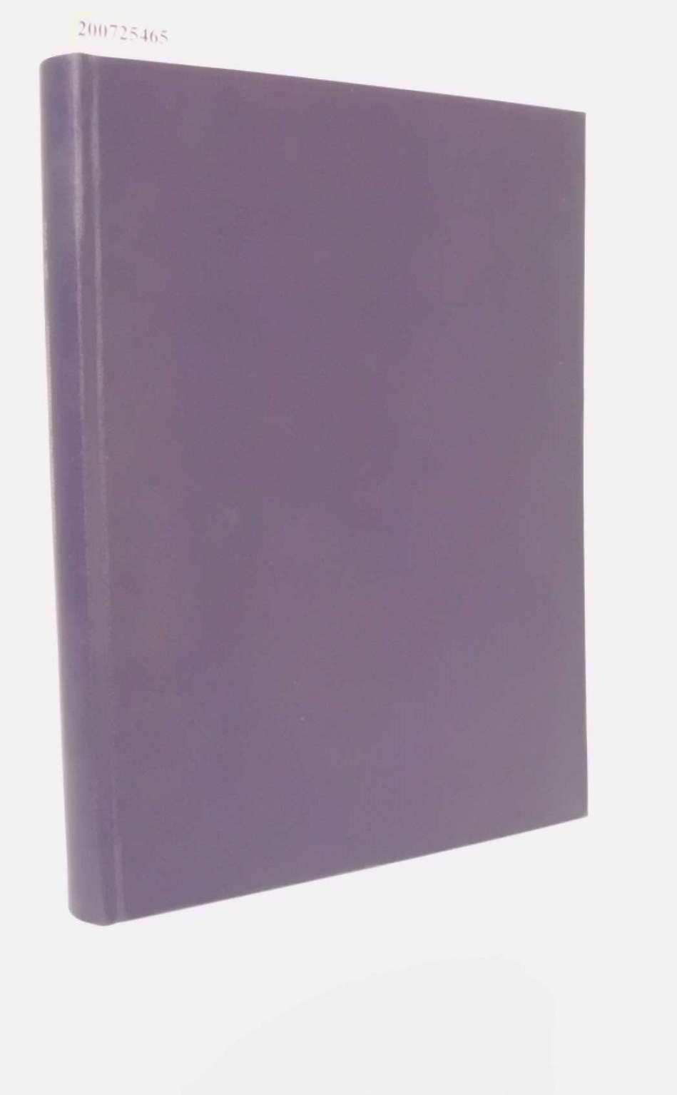 Nachrichten für Dokumentation herausgegeben von der Deutschen Gesellschaft für Dokumentation e. V. , 24.Jahrgang 1973 Zeitschrift für Information und Dokumentation