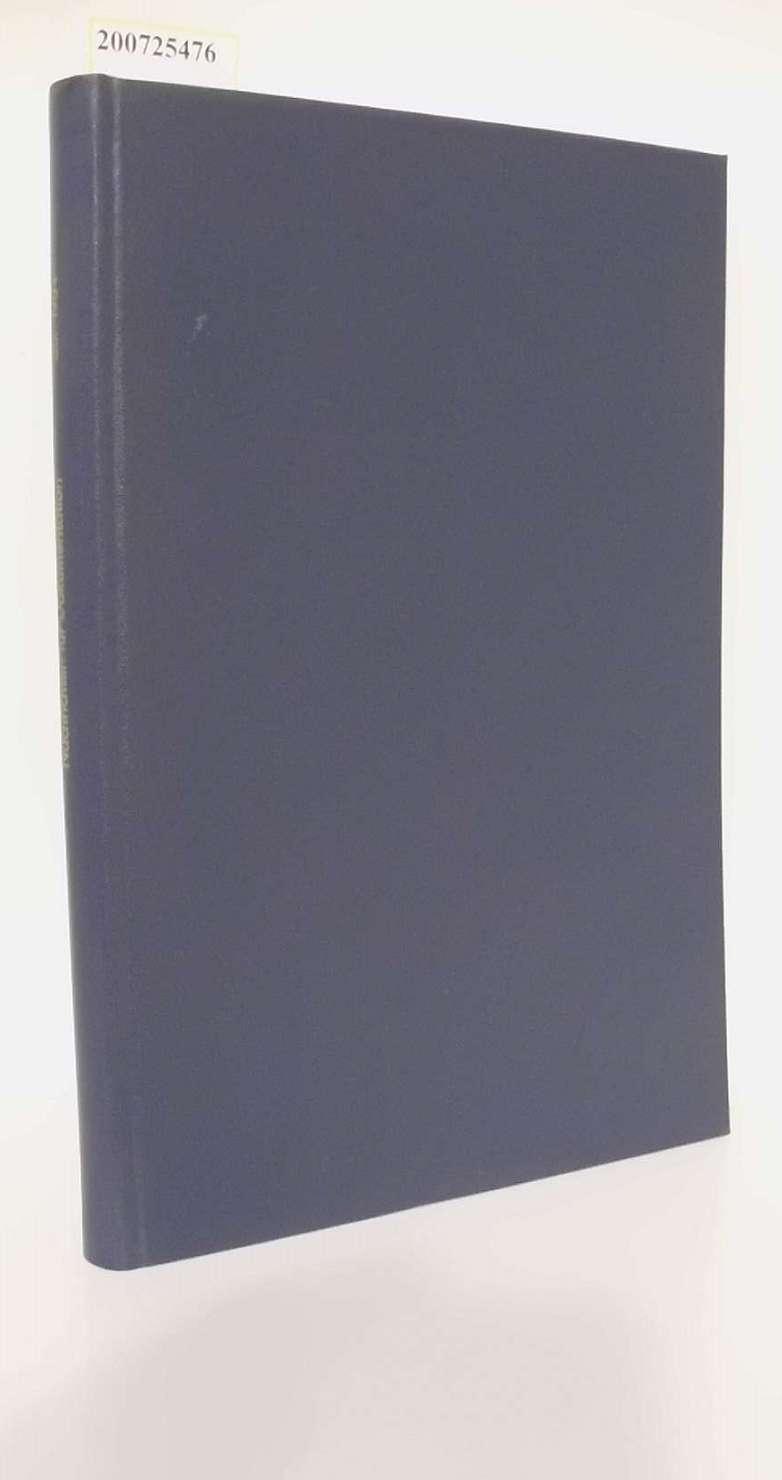 Nachrichten für Dokumentation herausgegeben von der Deutschen Gesellschaft für Dokumentation e. V. , 35. Jahrgang 1984 Zeitschrift für Information und Dokumentation mit Schrifttum zu den Informationswissenschaften