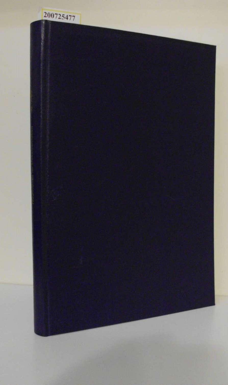 Nachrichten für Dokumentation herausgegeben von der Deutschen Gesellschaft für Dokumentation e. V. , 36. Jahrgang 1985 Zeitschrift für Information und Dokumentation mit Schrifttum zu den Informationswissenschaften