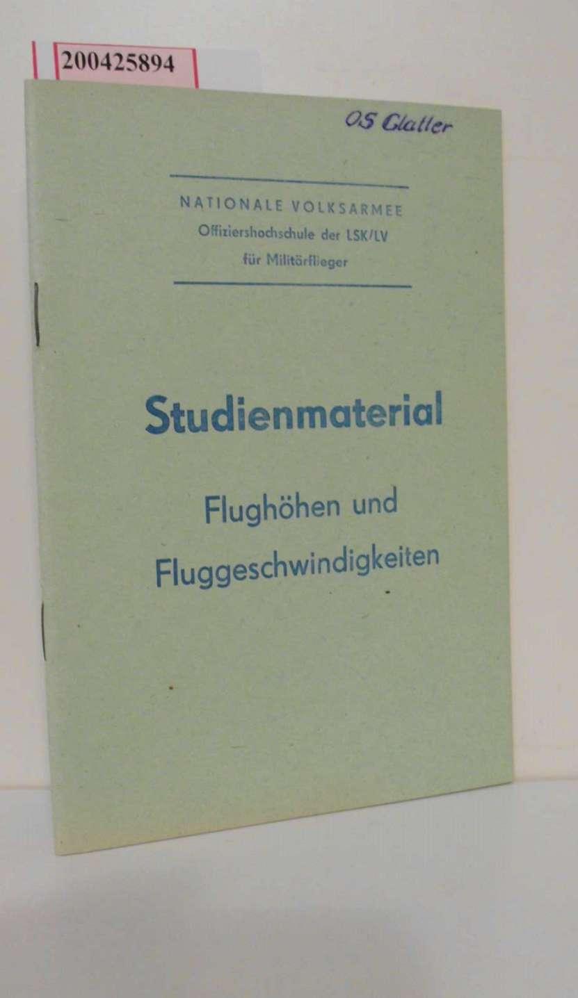Studienmaterial